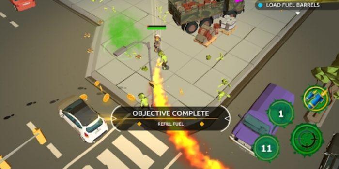 Zombie Blast Crew взлом