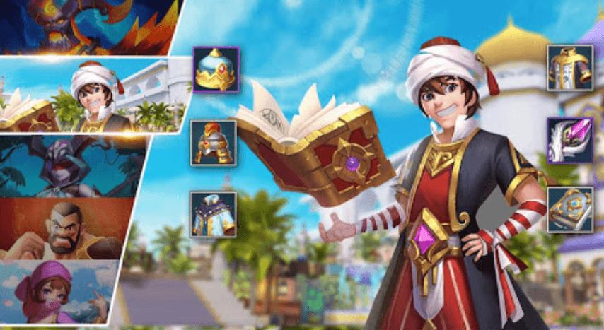 Aladdin: Lamp Guardians читы