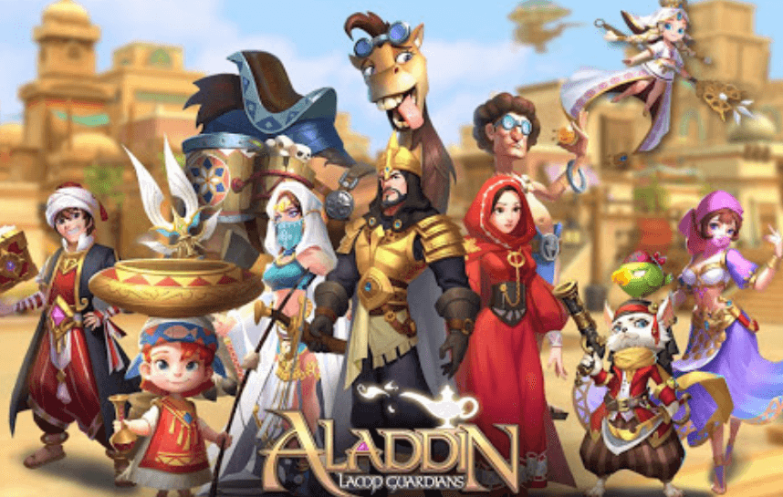 Aladdin: Lamp Guardians коды