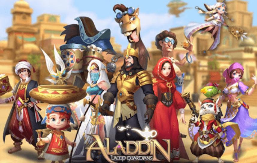 Aladdin: Lamp Guardians коды