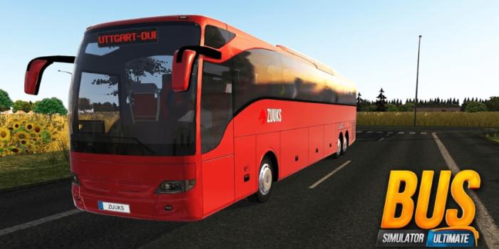 Bus Simulator : Ultimate взлом
