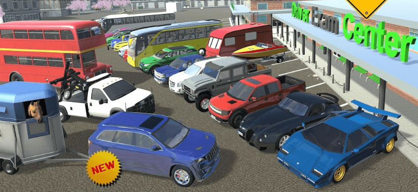 Car Driving School Simulator читы