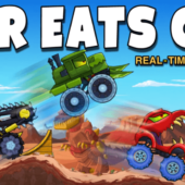 Car Eats Car Multiplayer взлом