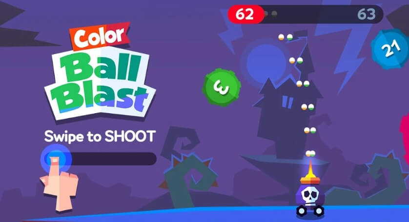 Color Ball Blast коды
