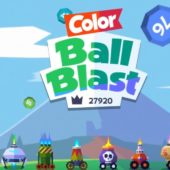 Color Ball Blast взлом