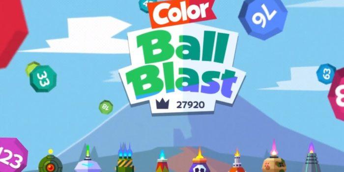 Color Ball Blast взлом