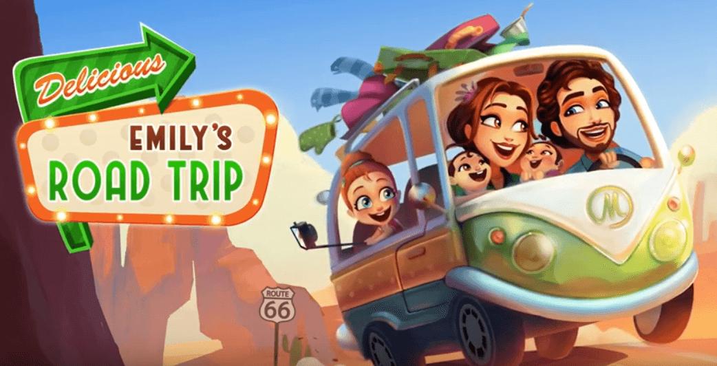 Delicious — Emily's Road Trip взлом