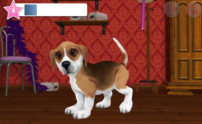 DogWorld - мой щенок мод