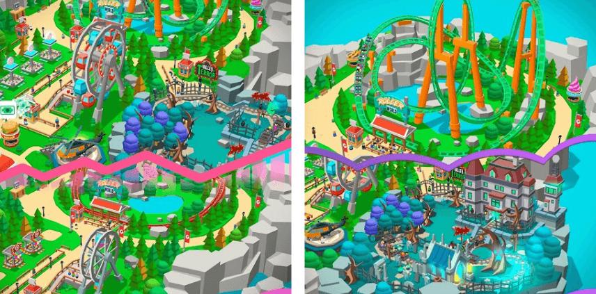 Idle Theme Park Tycoon коды