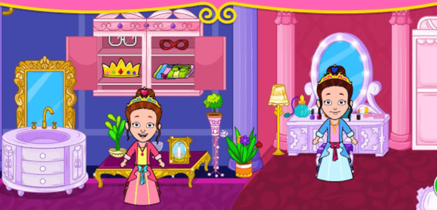 My Princess Town коды