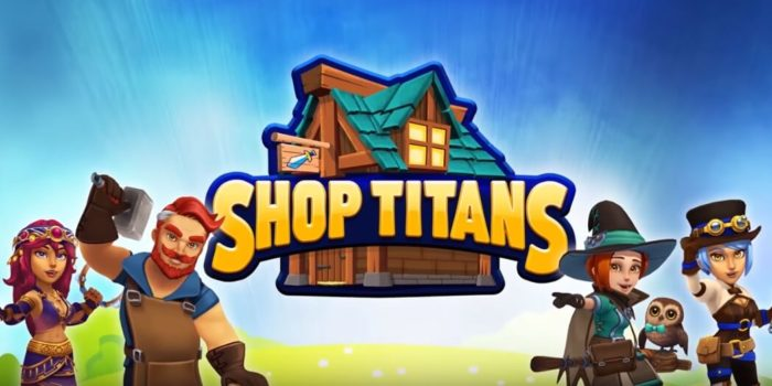 Shop Titans взлом