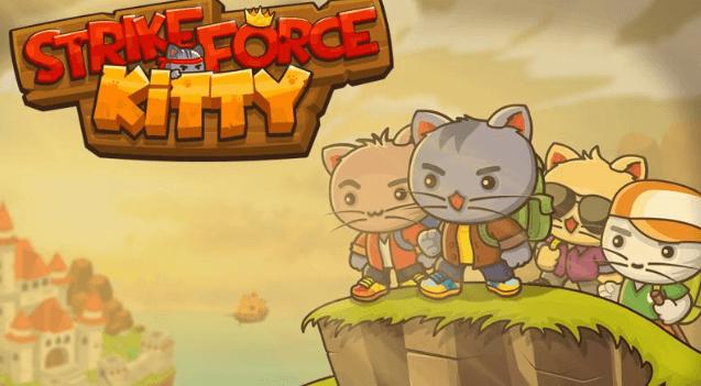 StrikeForce Kitty взлом
