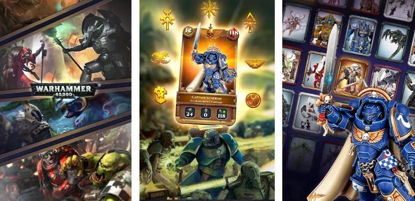 Warhammer Combat Cards читы