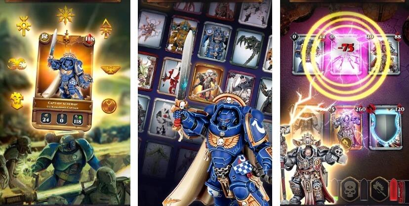 Warhammer Combat Cards коды