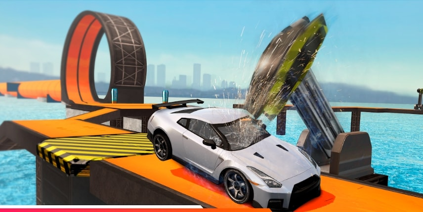 Car Stunt Races: Mega Ramps читы