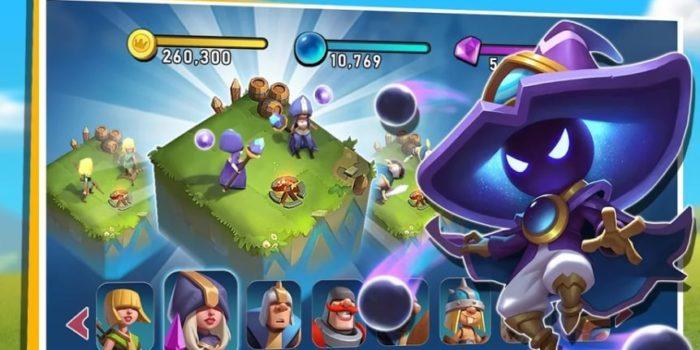 Castle Clash: New Dawn взлом