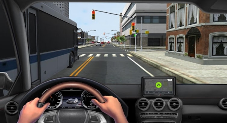 City Driving 3D читы