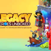 LEGO LEGACY HEROES UNBOXED взлом