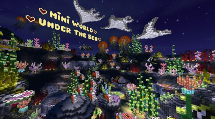 Mini World: Block Art читы