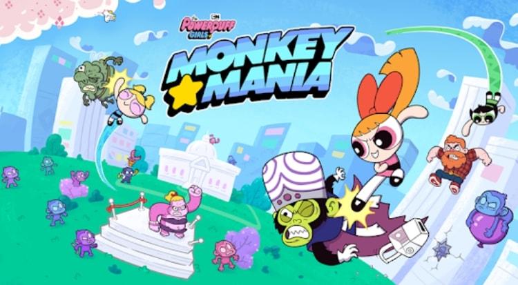 Powerpuff Girls: Monkey Mania взлом