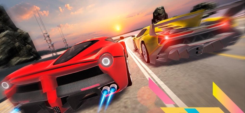 Racing Speed Sport Cars читы