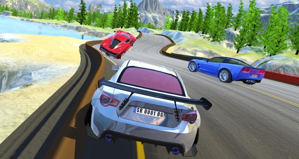 Racing Speed Sport Cars коды