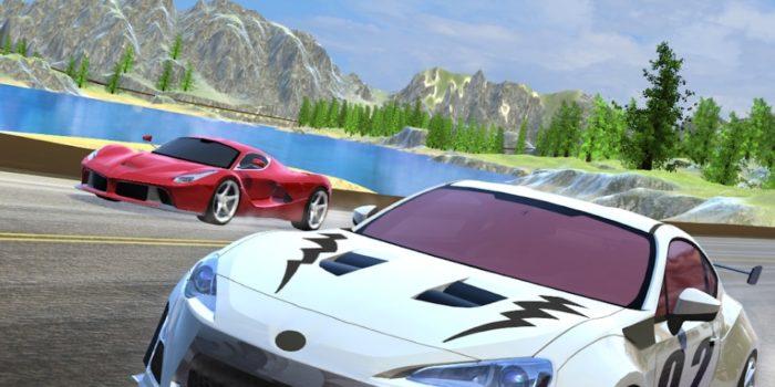 Racing Speed Sport Cars взлом