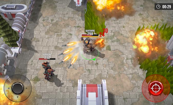 Robots Battle Arena взлом
