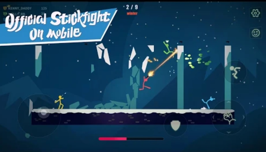Stick Fight читы
