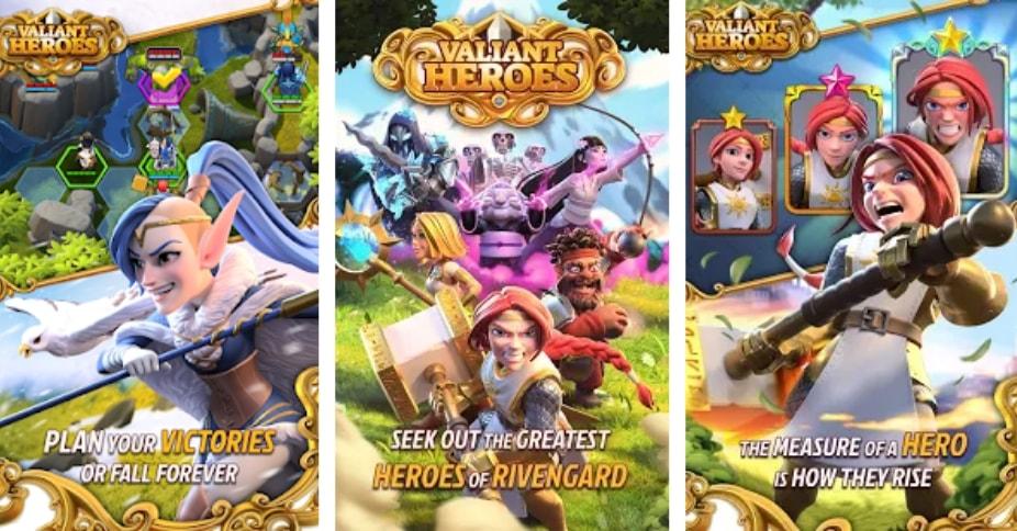Valiant Heroes взлом