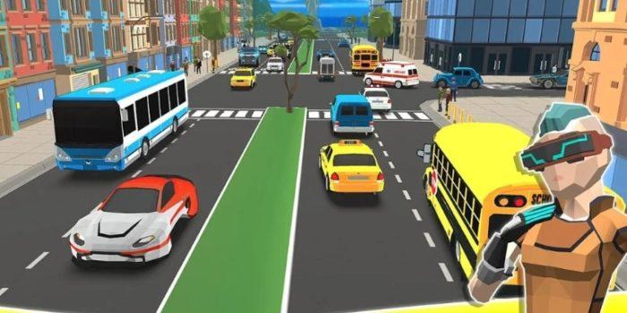 Driving Academy Joyride взлом