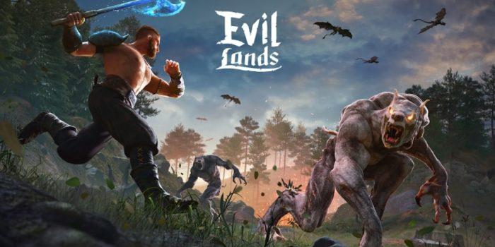 Evil Lands: Online Action RPG взлом