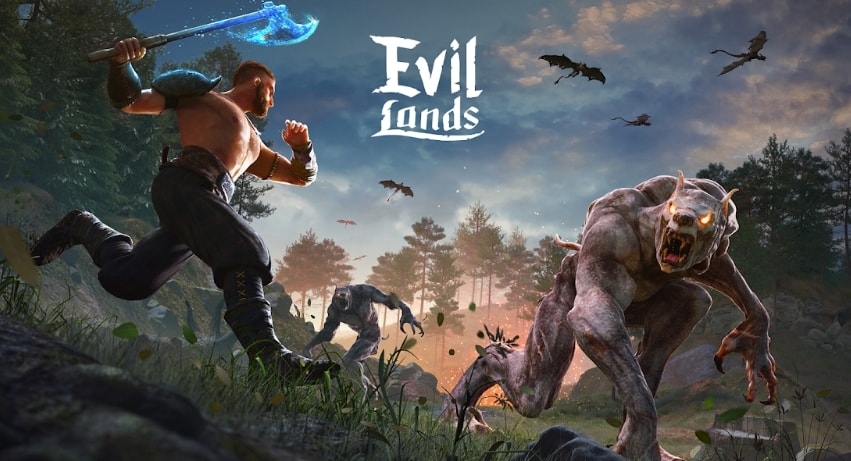 Evil Lands: Online Action RPG взлом