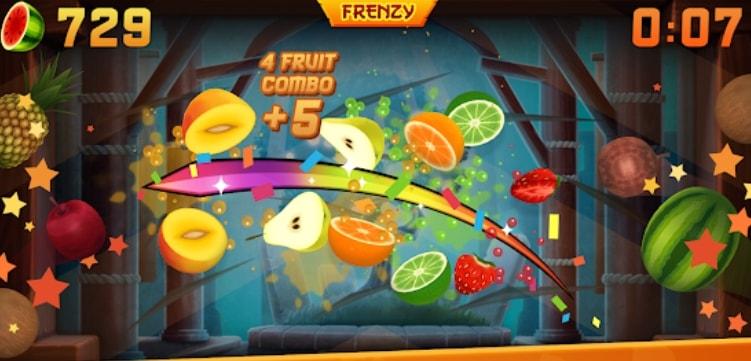 Fruit Ninja 2 коды