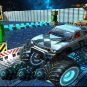 Fury Monster Truck взлом