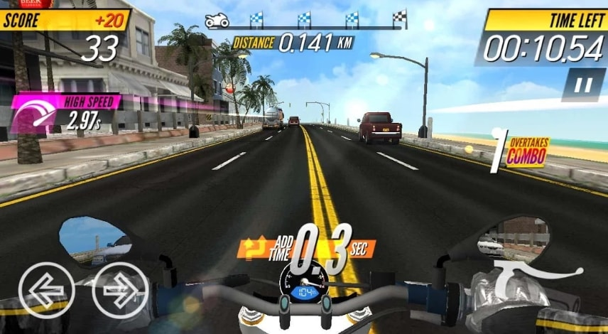Motorcycle Racing Champion читы