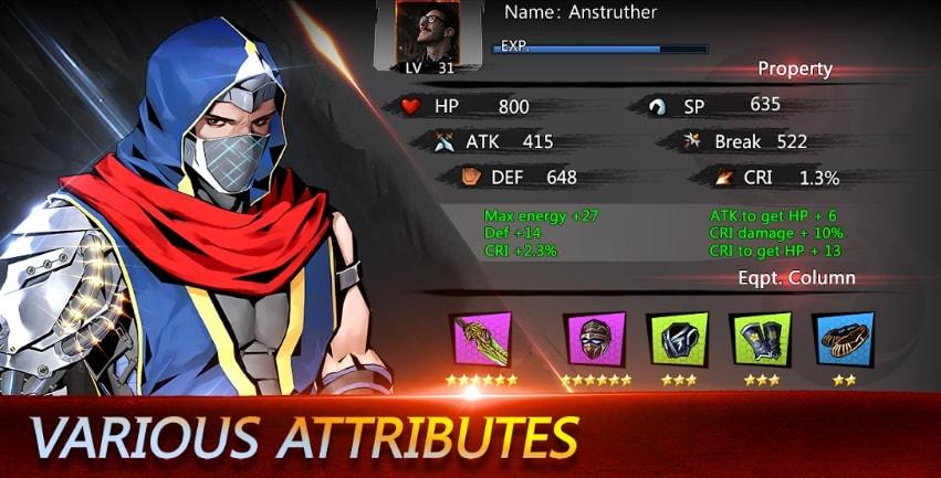 Ninja Hero коды