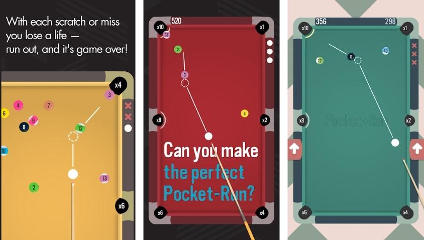 Pocket Run Pool взлом