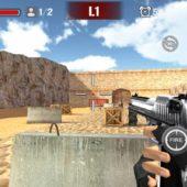 Sniper Shoot Fire War взлом