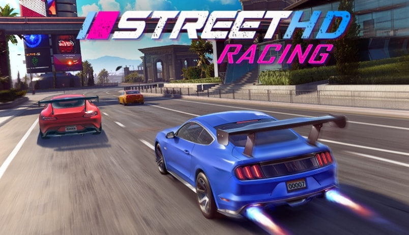 Street Racing HD взлом