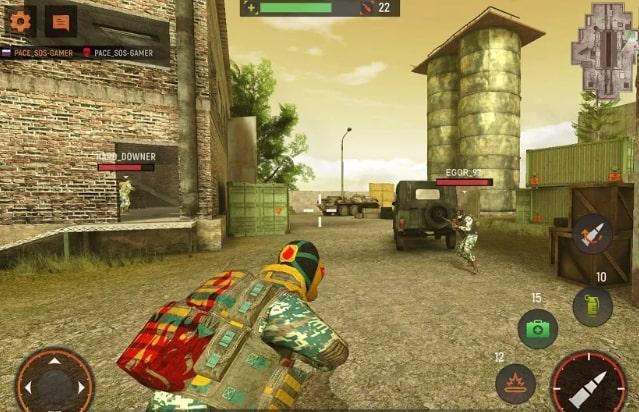 Striker Zone: 3D коды