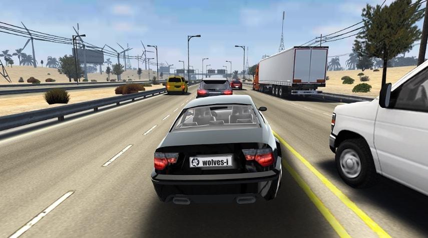 Traffic Tour взлом