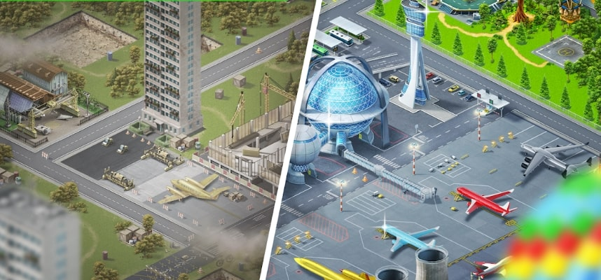 Airport City читы