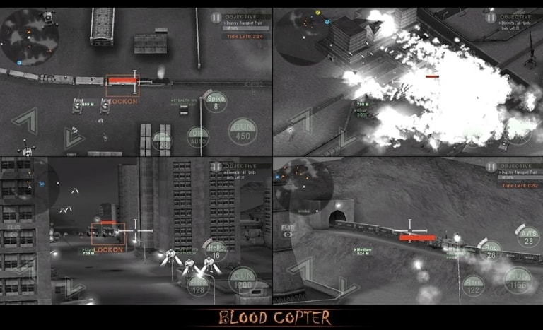 BLOOD COPTER читы