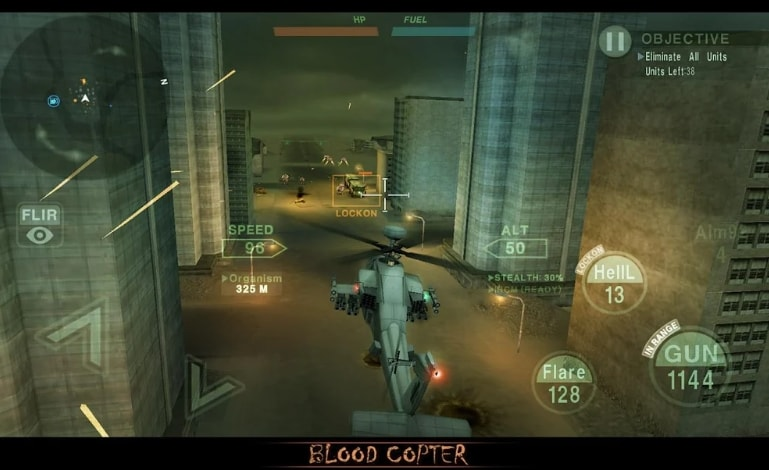 BLOOD COPTER коды