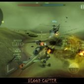 BLOOD COPTER взлом