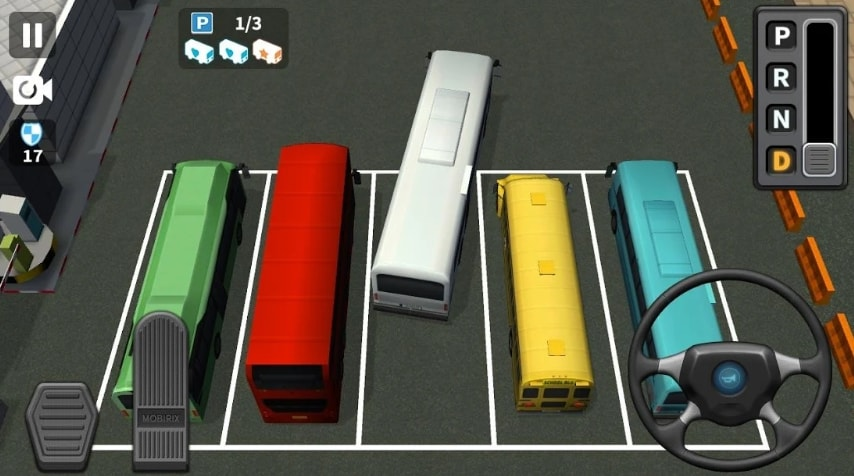 Bus Parking King читы