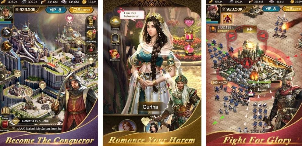 Conquerors 2: Glory of Sultans читы