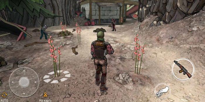 Dark Days: Zombie Survival взлом