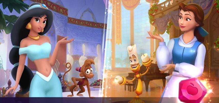 Disney Princess Majestic Quest читы